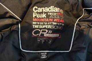 Canadian Peak Mountain Wear negra T L  5