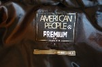 American People Premium talla L  7