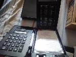 2 Sanyo  calculadora y radio  10