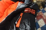 Himalaya Mountain negra T M  8